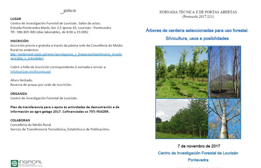 "TECHNICAL CONFERENCE ""SELECTED CHERRY TREES FOR FORESTRY USE. SILVICULTURE, USES AND POSSIBILITIES"""