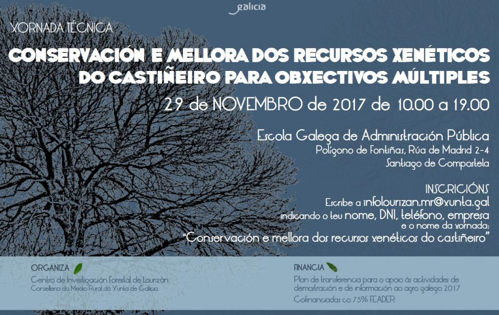 """TECHNICAL CONFERENCE """"CONSERVATION AND IMPROVEMENT OF THE CHESTNUT TREE GENETIC RESOURCES FOR MULTIPLE PURPOSES"""""""