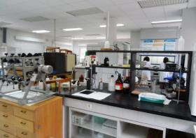 Laboratory of forest soil science and forest chemistry