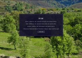 MOUNTAIN RESEARCH NETWORK BETWEEN ANDORRA, SPAIN AND PORTUGAL (RIIM)
